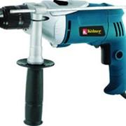 Дрель электрическая ударная профессиональная KOLNER KID-710 PRO фото