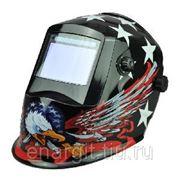 """Защитная маска для сварки """"ХАМЕЛЕОН"""" WH8000 ( орел ) фото"""