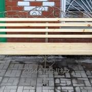 Садовое кресло фото