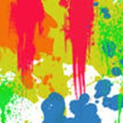 Виниловые краски. фото