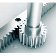 Зубчатая реечная передача для металлобрабатывающих станков до модуля-8 фото