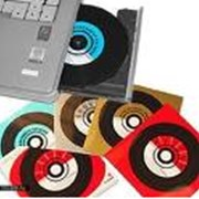 Компакт диски, DVD диски, Диски, ДВД. фото
