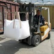 Перевалка (перегрузка)грузов, хранение на открытых площадках и в складских помещениях.