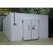 Холодильная камера 10м 5м 2.4м, V111.6 м3 фото