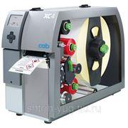 Принтер CAB XD4T/300 для печати на текстиле фото