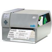 Принтер CAB A8+ термотрансферная печать 300 dpi фото