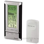 Метеостанция / часы-будильник Hama EWS-380 фото
