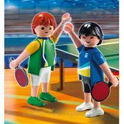 Олимпиада: Два игрока в настольный теннис Playmobil 5197pm