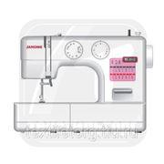 Швейная машина Janome RE 2512 фото