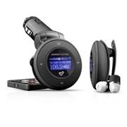Коммутатор Energy Sistem Car FM-T/MP3 Player Energy 1204 4GB Deep Black фото