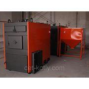 Твердотопливный котел CET-800ап Duo (пеллеты, уголь) фото