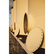 Производство и монтаж резервуаров для воды и нефтепродуктов фото