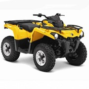 Квадроцикл Can-Am Outlander L 500 DPS фото