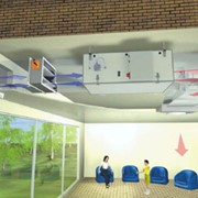 Монтаж кондиционирования и вентиляционных систем фото