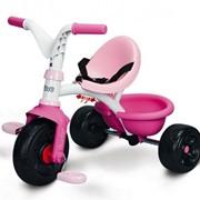 Велосипед трехколесный Be Move Fille Smoby фото