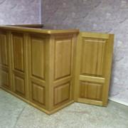 Мебель из массива сосны фото