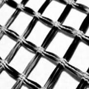 Базальтовая сетка 25x25 мм 100 кН/м усиленная фото
