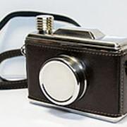 """Фляжка подарочная, нержавеющая сталь 330мл, """"Фотоаппарат"""" фото"""