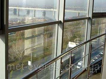 Алюминиевые оконные ограждения! в донецке (строительство и м.