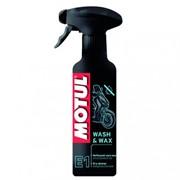 Сухое чистящее средство Модель E1 WASH & WAX 0.400L фото