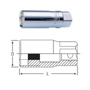Головка свечная магнитная 4335М фото