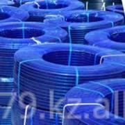 Труба водопроводная напорная из полиэтилена SDR13,6 - 10 мм фото