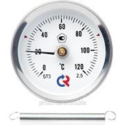 Термометр общетехнический специальный с пружиной фото