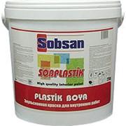 Soboplastic Эмульсионная краска для внутренних работ фото