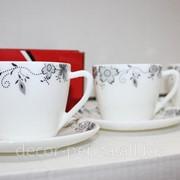Чайный набор 12 предметов квадратный SJ-SL фото