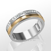 Кольца с бриллиантами M31837-1 фото