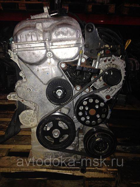 Контрактный двигатель (мотор) G4FD производство KIA