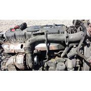 DAF XF105 двигатель фото