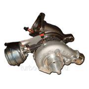 Турбокомпрессор 454231-0010 на Audi A4 (B5, B6), A6 (C5), OEM 038145702L фото