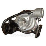 Турбокомпрессор 28200-4X400 на Hyundai Terracan, OEM 28201-4X700 фото