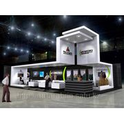 Стенды для выставок в Астане - EXPO фото