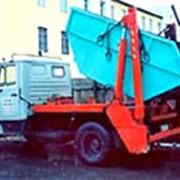 Вывоз и утилизация строительного мусора, промышленных и твердых бытовых отходов фото