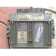ЭБУ двигателя PSA 9652202780 для Пежо 206 2004 г.в. фото