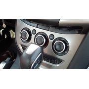 Ford Focus 3 (новый Форд Фокус 2012) ручки кондиционера, крутилки фото