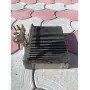 Радиатор кондиционера (испаритель) для Пежо 206 2004 г.в. фото