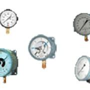 Манометры с термометром, термоманометры фото