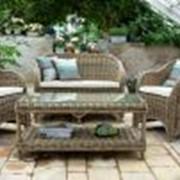 Мебель из ротанга SAVANNAH фото