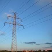 Строительство линий электропередачи фото