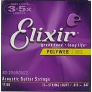 Струны Elixir 12-string фото