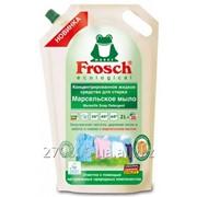 Концентрированное жидкое средство Frosch для стирки Марсельское мыло фото