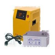 Комплект CPS 3500 PRO (2,4 кВт) + АКБ 4 шт (200 Ач) фото
