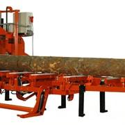 Ленточная пилорама Wood-Mizer LT40 для лесопильного производства фото
