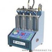 Стенд для тестирования и промывки инжектора И-6Б+ фото