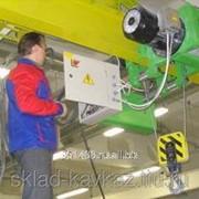 Сервисное обслуживание и ремонт грузоподъемных механизмов. фото