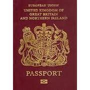 Перевод паспорта с немецкого языка фото