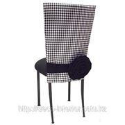 Пошив чехлов на стулья для ресторанов, банкетных залов. фото